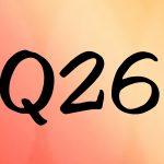 26. साधक आश्रम में आने के लिये इच्छुक व्यक्ति की क्या योग्यता होनी चाहिये?