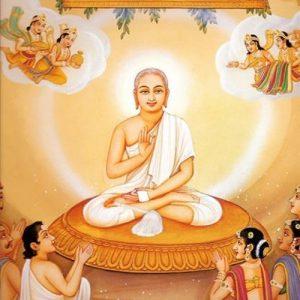 Anekantwad And 5 Samvay By P.P Manish Sagar Ji Ma.Sa.
