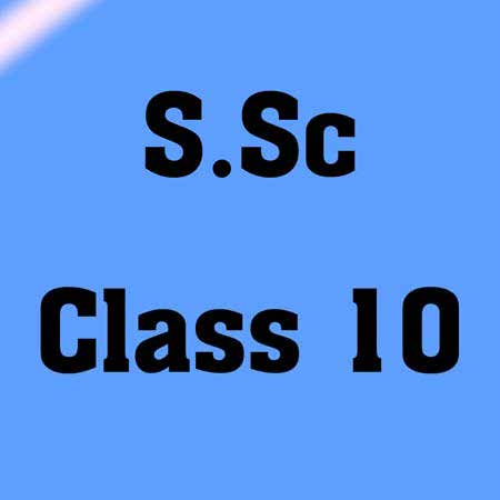 Class 10 S.Sc